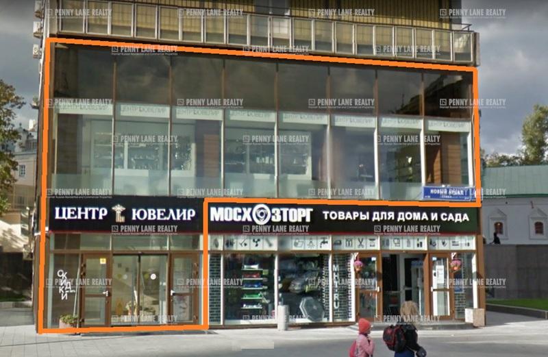 "аренда - ""ул. Новый Арбат, 6"" - на retail.realtor.ru"