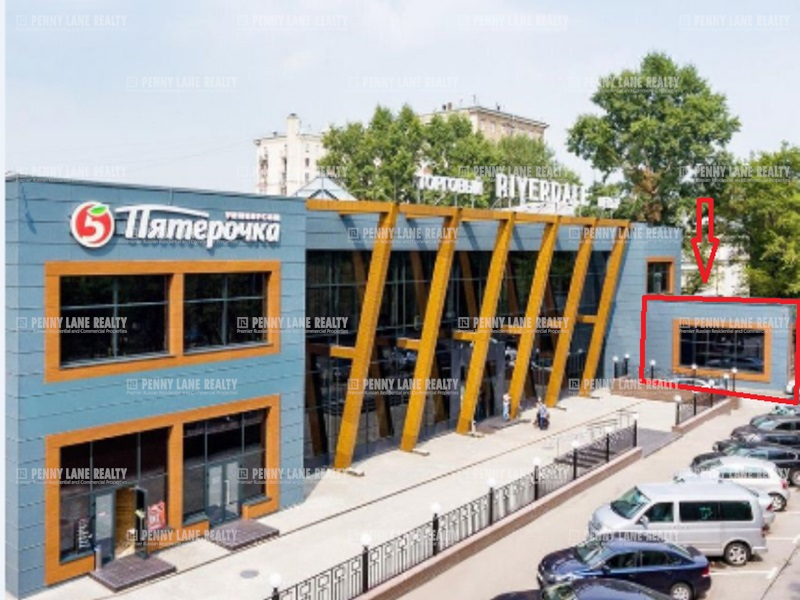"аренда - ""ул. 3-й Павелецкий проезд, 4"" - на retail.realtor.ru"