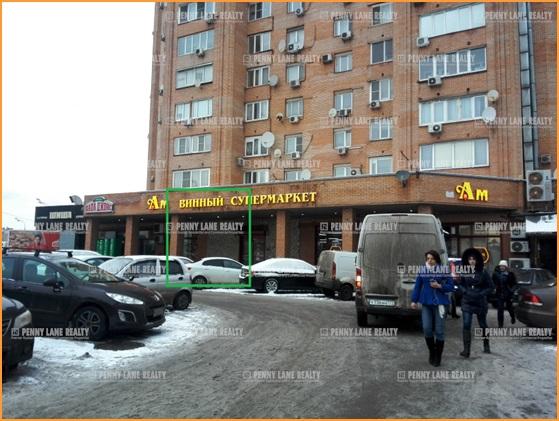 """аренда - """"ул. Бакунинская, 23-41"""" - на retail.realtor.ru"""