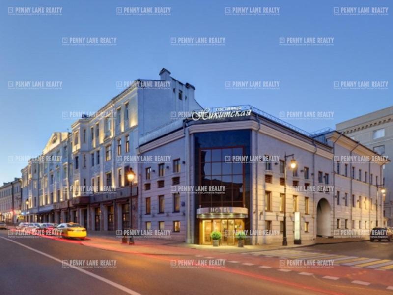 """продажа - """"ул. Никитская Б., 12с2"""" - на retail.realtor.ru"""
