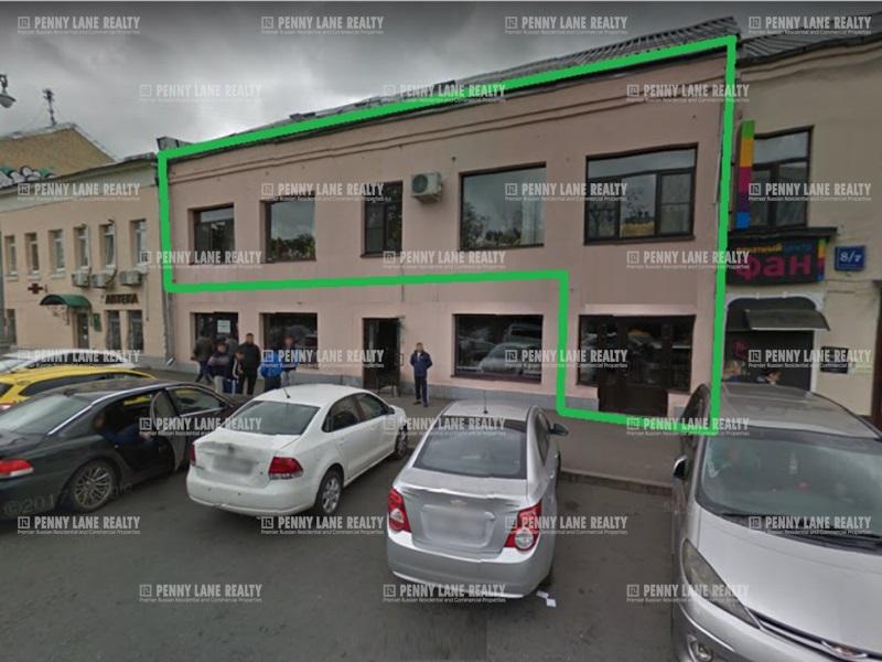 """аренда - """"ул. Большая Серпуховская, 8/7с2"""" - на retail.realtor.ru"""