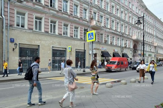 "аренда - ""ул. Мясницкая, 17 стр 1"" - на retail.realtor.ru"