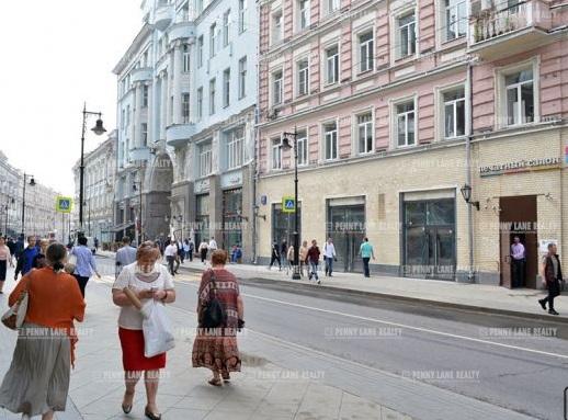 "продажа - ""ул. Мясницкая, 17 стр 1"" - на retail.realtor.ru"