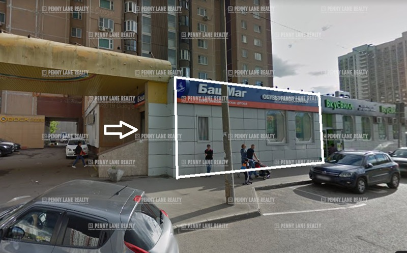"аренда - ""ул. ул. Менжинского,, 23 стр 1"