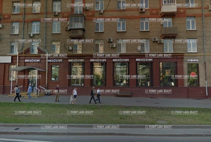 """аренда - """"ул. Народного Ополчения, 49к1"""