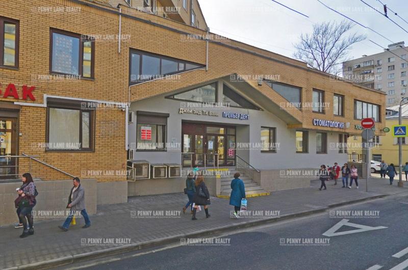 "аренда - ""ул. Таганская, 26с1"