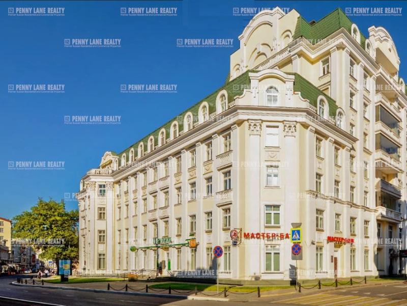 """аренда - """"ул. Остоженка, 25"""