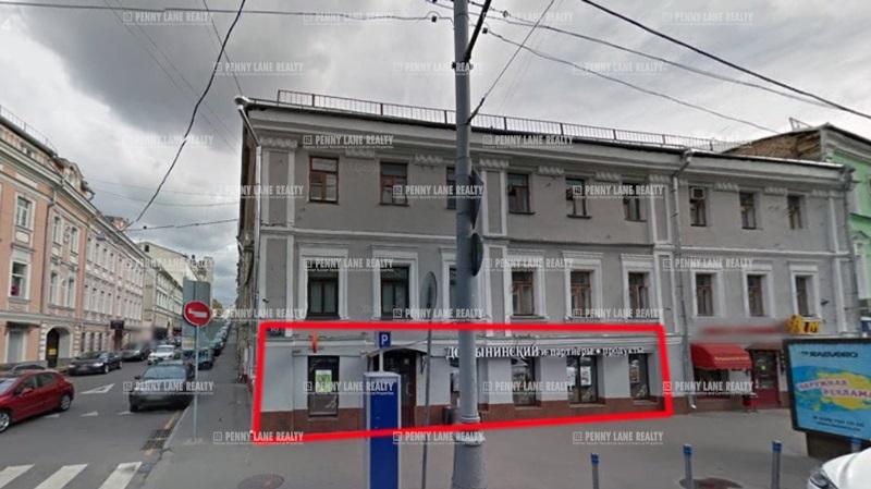 "аренда - ""ул. Неглинная, 16"" - на retail.realtor.ru"
