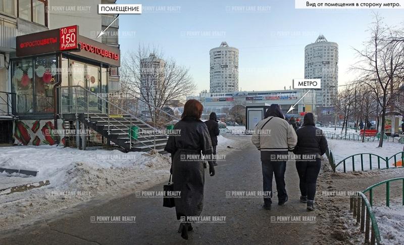"продажа - ""б-р Новочеркасский, 55"" - на retail.realtor.ru"