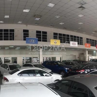 Продажа торгового помещения с арендатором, 3 749.3 кв.м. ул.Новосибирская 2к2