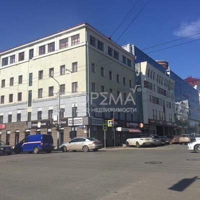 ул. Чернышевского, д. 82, аренда 55 кв.м.