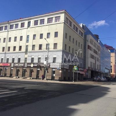 Офис 95 кв.м. Чернышевского 82