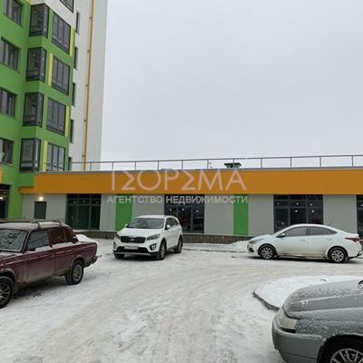 """Продажа торговое 56м2 в ЖК """"Яркий"""" в сданном доме"""