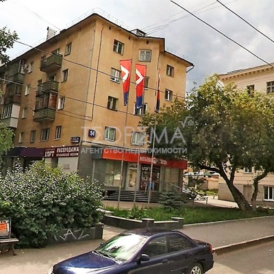Продажа офиса 154 м2 Коммунистическая 54