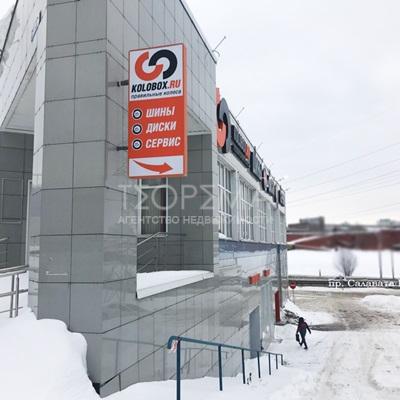 Продажа 505 кв.м. по пр. С. Юлаева, д. 97