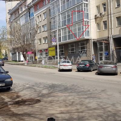 Продажа помещения с арендатором по ул.Пушкина,109.