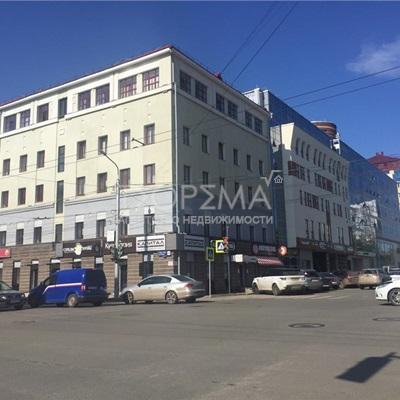 Офис 55 кв.м. продажа ул.Чернышевского,82