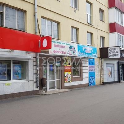 Аренда 60 кв.м по ул.Первомайская д.50
