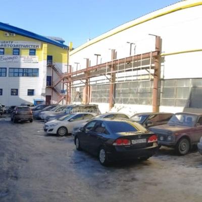 Складское помещение 1150 кв.м. ул.Лесотехникума 49