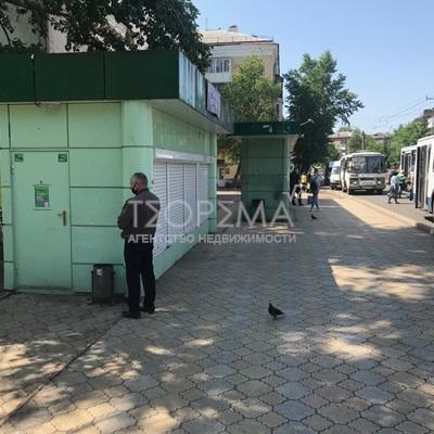 ул. Кольцевая, д. 60, павильон на остановке, ПРОДАЖА