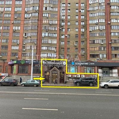 Продажа 235 м2 Чернышевского 104, Действующее кафе.