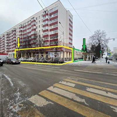 Продажа торговое/арендный бизнес 570 м2 Аксакова 7