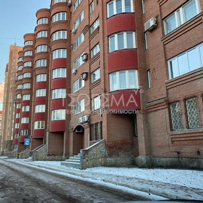 Продажа офисное 185м2 Ибрагимова 44