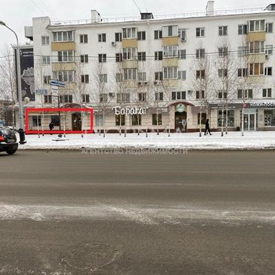 Аренда торговое 30м2  ул.Ленина 74