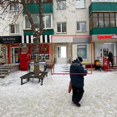 Аренда торговое 56м2 ул. Достоевского 83