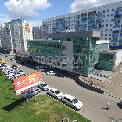 Аренда офисного здания 1123м2 на К.Маркса 56