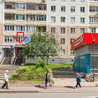 Торговое помещение ул. Кувыкина 1г.
