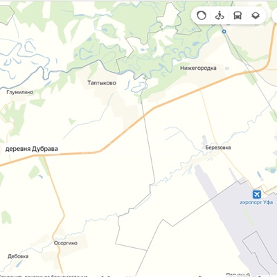 Уфимский р-н, д. Дубрава, на трассе Складское пом. с офисами