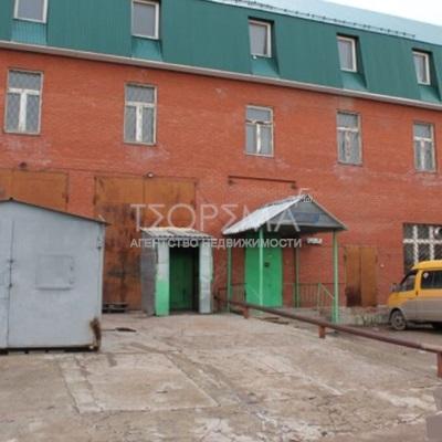 Складское помещение по адресу ул.Ахметова, 98