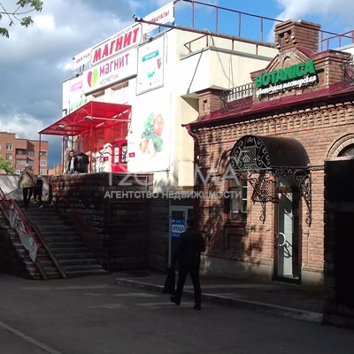 Аренда Торговое помещение ул. Ленина, 156 S= 310 м2