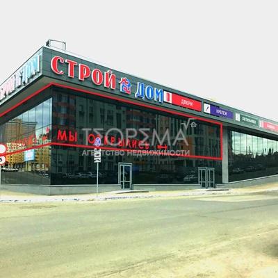 Торговое помещение по адресу ул. Бакалинская, 31