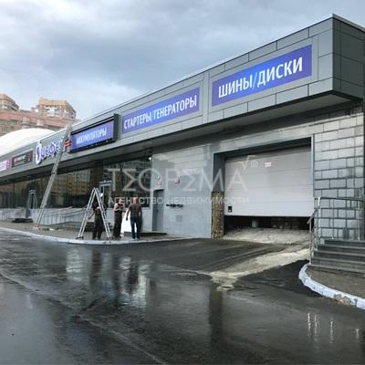 Продажа, 748 м2, торг. пом. по адресу Бакалинская, 29