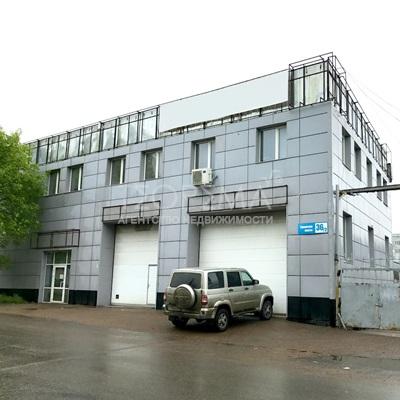 продажа холодного склада 5158 м2, Уфимское шоссе