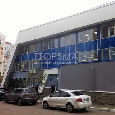 Офисное здание по адресу г.Уфа, ул.К.Маркса, 62/1