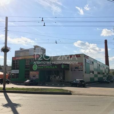 АРЕНДА торговое помещение  151 кв.м. ул. Тухвата Янаби 36