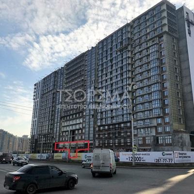 Офис по адресу ул. Энтузиастов, 16 556,79 м2
