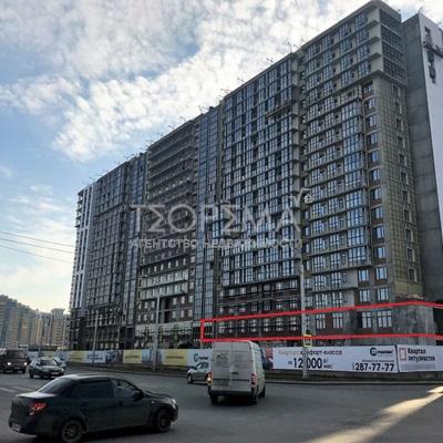 Офис по адресу ул. Энтузиастов, 16 673,04 м2