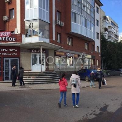 Аренда помещения по ул. Ст. Кувыкина, 27 57 м2