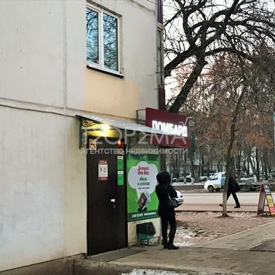 Проспект Октября 23/2, продажа 31 м2