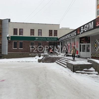 Октября проспект, д. 158. Торговое-офисное помещение 631,4м2