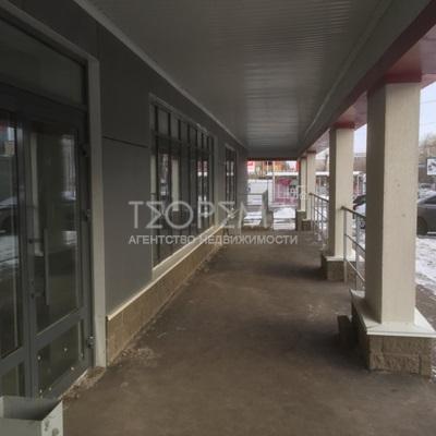 Торговое помещение по адресу Дуванский бульвар 30