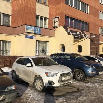 Офис 253 кв.м. по адресу ул. Ибрагимова, д. 53