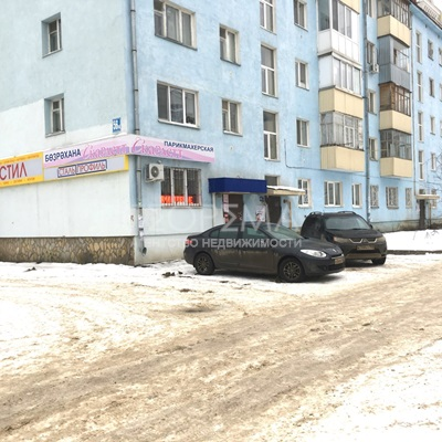 Торговое помещение по адресу ул. Свердлова, д. 56/58