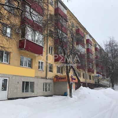 Аренда 47 кв.м., ул. Первомайская, д. 69.