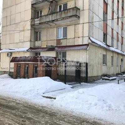 Продажа офиса 207,4 кв.м. по ул. Комсомольская, д. 100