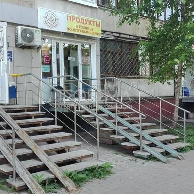 Торговое помещение 22 м2 по адресу Вострецова 13